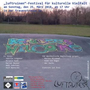 Veranstaltungs-Flyer